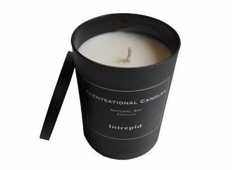 Scentsational Candles Intrepid